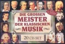 Die Grossen Meister D.K, 20 CDs