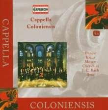 Cappella Coloniensis, 5 CDs