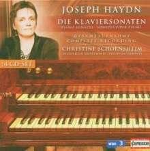 Joseph Haydn (1732-1809): Sämtliche Klaviersonaten, 14 CDs