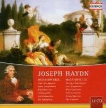 Joseph Haydn (1732-1809): Joseph Haydn (Capriccio-Edition), 12 CDs