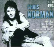 Chris Norman: Midnight Lady/The Collection/Miss You, 3 CDs