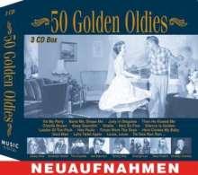 50 Golden Oldies, 3 CDs