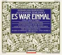 Alexander von Zemlinsky (1871-1942): Es war einmal, 2 CDs
