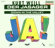 Kurt Weill (1900-1950): Der Jasager (Kinderoper), CD