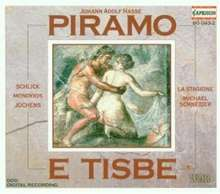 Johann Adolph Hasse (1699-1783): Piramo e Tisbe, 2 CDs
