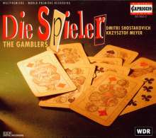 Dmitri Schostakowitsch (1906-1975): Die Spieler, 2 CDs