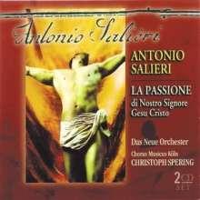 Antonio Salieri (1750-1825): La Passione di Nostro Signore Gesu Cristo, 2 CDs