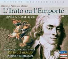 Etienne-Nicolas Mehul (1763-1817): L'Irato ou l'Emporte, CD