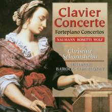 Christine Schornsheim - Fortepiano Concertos, CD