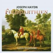 Joseph Haydn (1732-1809): Feldparthien (Divertimenti) H2 Nr.7,41-43,46, CD