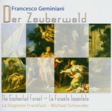 "Francesco Geminiani (1687-1762): Orchesterkonzert ""The Enchanted Forest"", CD"