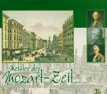Meister der Mozart-Zeit, 3 CDs