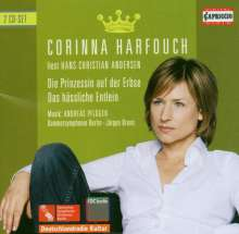 Ernst Toch (1887-1964): Die Prinzessin auf der Erbse op.43 (Kinderoper), 2 CDs