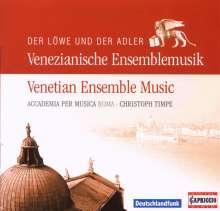 Der Löwe und der Adler - Venezianische Ensemblemusik, CD