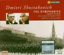 Dmitri Schostakowitsch (1906-1975): Symphonien Nr.1-15, 12 SACDs