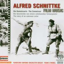 Alfred Schnittke (1934-1998): Filmmusik Edition Vol.1, SACD