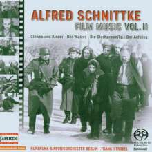 Alfred Schnittke (1934-1998): Filmmusik: Filmmusik Edition Vol.2, Super Audio CD