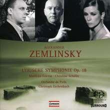 Alexander von Zemlinsky (1871-1942): Lyrische Symphonie in 7 Gesängen op.18, SACD