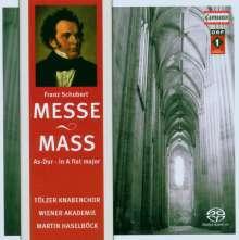 Franz Schubert (1797-1828): Messe D.678, SACD