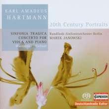 Karl Amadeus Hartmann (1905-1963): Sinfonia tragica, SACD