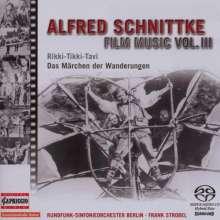 Alfred Schnittke (1934-1998): Filmmusik: Filmmusik Edition Vol.3, Super Audio CD