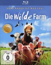 Die wilde Farm (Blu-ray), Blu-ray Disc