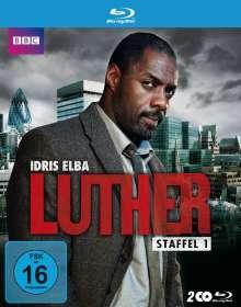 Luther Season 1 (Blu-ray), 2 Blu-ray Discs