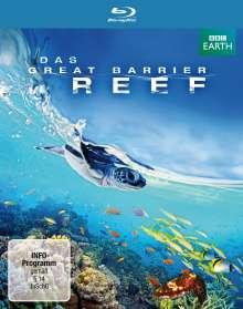 Das Great Barrier Reef - Naturwunder der Superlative (Blu-ray), Blu-ray Disc