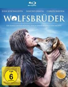Wolfsbrüder - Ein Junge unter Wölfen (Blu-ray), Blu-ray Disc
