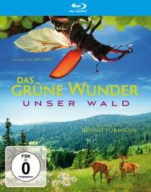 Das grüne Wunder - Unser Wald (Blu-ray), Blu-ray Disc