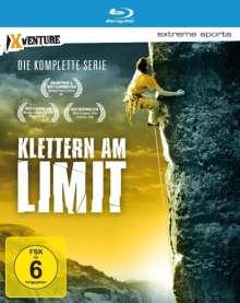 Klettern am Limit - Die komplette Serie (Blu-ray), Blu-ray Disc