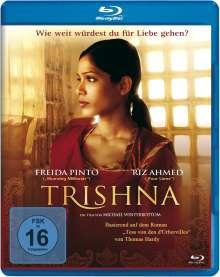 Trishna (Blu-ray), Blu-ray Disc