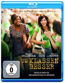 Um Klassen besser (Blu-ray), Blu-ray Disc