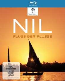 Nil - Fluss der Flüsse (Blu-ray), Blu-ray Disc