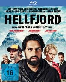 Hellfjord Season 1 (Blu-ray), Blu-ray Disc