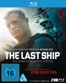 The Last Ship Staffel 1 (Blu-ray), 2 Blu-ray Discs
