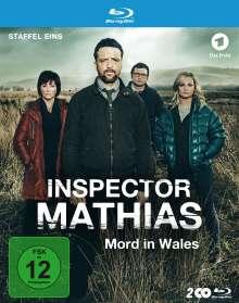 Inspector Mathias: Mord in Wales Staffel 1 (Blu-ray), 2 Blu-ray Discs