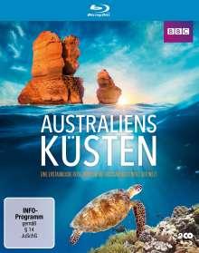 Australiens Küste (Blu-ray), 2 Blu-ray Discs