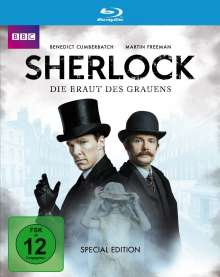 Sherlock: Die Braut des Grauens (Blu-ray), Blu-ray Disc