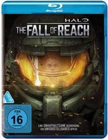 Halo: The Fall of Reach (Blu-ray), Blu-ray Disc