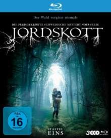 Jordskott Staffel 1 (Blu-ray), 3 Blu-ray Discs