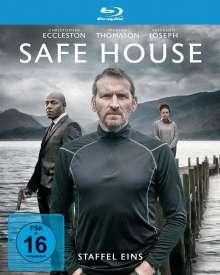Safe House Staffel 1 (Blu-ray), Blu-ray Disc