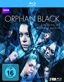 Orphan Black Staffel 3 (Blu-ray), 2 Blu-ray Discs