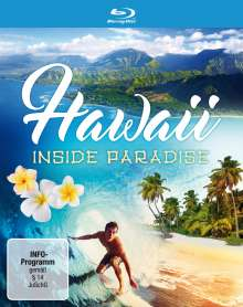 Hawaii - Inside Paradise (Blu-ray), 2 Blu-ray Discs