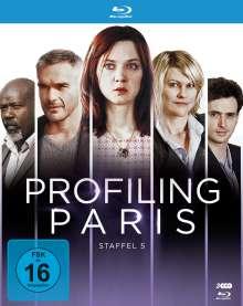 Profiling Paris Staffel 5 (Blu-ray), 3 Blu-ray Discs