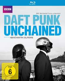 Daft Punk Unchained (Blu-ray), Blu-ray Disc