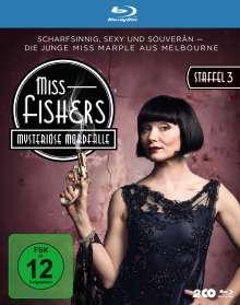 Miss Fishers mysteriöse Mordfälle Season 3 (Blu-ray), 2 Blu-ray Discs