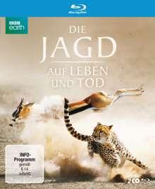 Die Jagd - Auf Leben und Tod (Blu-ray), 2 Blu-ray Discs