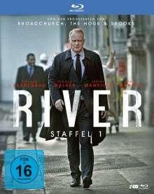 River Season 1 (Blu-ray), 2 Blu-ray Discs