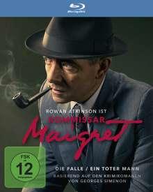 Kommissar Maigret: Eine Falle / Ein toter Mann (Blu-ray), Blu-ray Disc